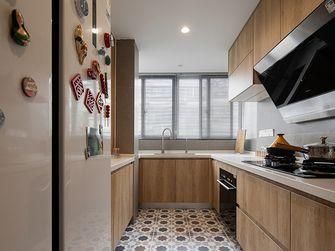 10-15万90平米三日式风格厨房设计图