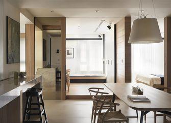 经济型110平米三混搭风格餐厅图片大全