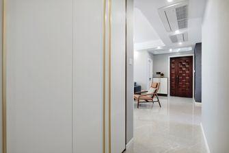 20万以上120平米三室三厅现代简约风格走廊图