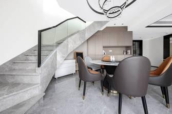 20万以上140平米四室两厅现代简约风格餐厅设计图
