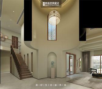 20万以上140平米别墅中式风格玄关图片