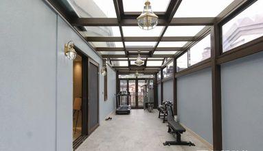 豪华型140平米别墅欧式风格健身房设计图