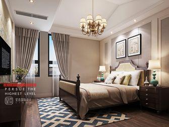 豪华型140平米别墅美式风格卧室装修图片大全
