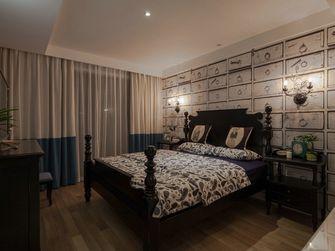 15-20万100平米三室两厅新古典风格卧室图