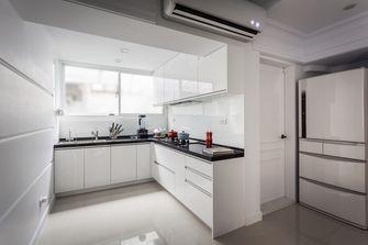 富裕型90平米三室两厅欧式风格厨房效果图