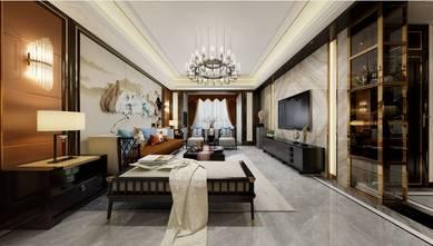 120平米四室两厅中式风格客厅图片