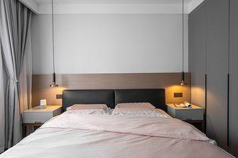 10-15万120平米三室两厅现代简约风格卧室欣赏图