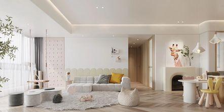 15-20万110平米三室两厅北欧风格其他区域效果图