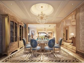 20万以上140平米别墅新古典风格餐厅欣赏图