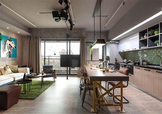 15-20万70平米工业风风格餐厅装修案例