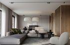 经济型110平米四室两厅现代简约风格卫生间装修案例