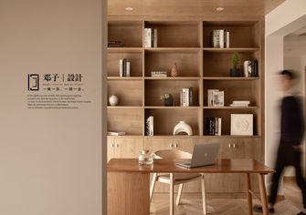 经济型100平米日式风格书房图片