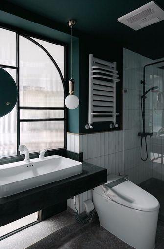 富裕型140平米四室一厅混搭风格卫生间效果图