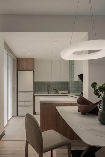 富裕型130平米三室两厅混搭风格厨房装修案例