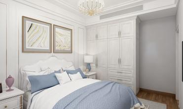 15-20万140平米四室两厅北欧风格卧室图