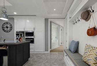 5-10万100平米一室三厅混搭风格玄关设计图