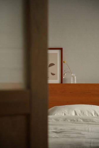 富裕型100平米三日式风格卧室装修图片大全