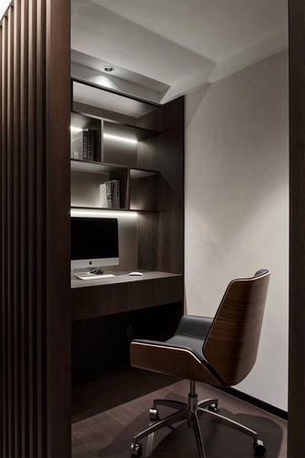140平米四室两厅港式风格书房欣赏图