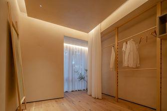 豪华型130平米三室两厅日式风格衣帽间装修效果图