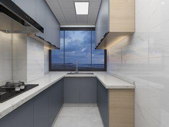 经济型70平米三室一厅日式风格厨房装修效果图