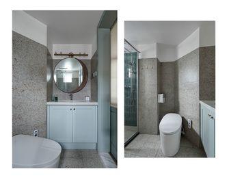 富裕型100平米三室两厅北欧风格卫生间欣赏图