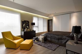 140平米三室两厅港式风格卧室效果图