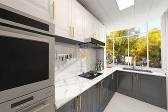三室两厅欧式风格厨房图片