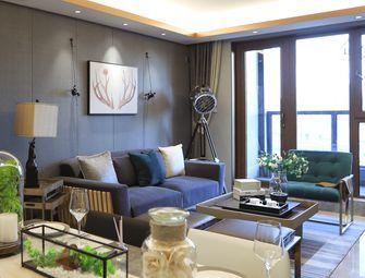 豪华型130平米英伦风格客厅设计图