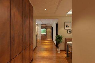 3万以下130平米三中式风格走廊图片