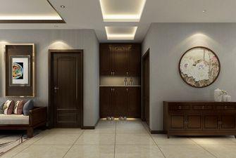 130平米三室两厅中式风格玄关效果图