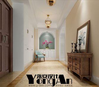 豪华型140平米三美式风格走廊装修案例