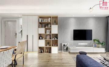 90平米三室两厅北欧风格走廊图
