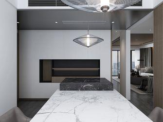 20万以上140平米复式轻奢风格厨房装修图片大全