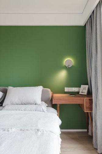 富裕型120平米四室一厅日式风格卧室设计图