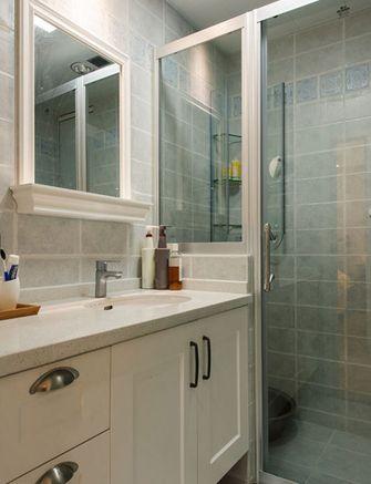 富裕型三法式风格卫生间装修案例