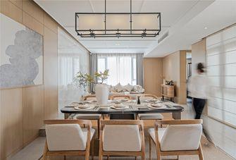 豪华型140平米四室两厅日式风格餐厅欣赏图