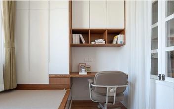 5-10万90平米三室一厅日式风格卧室装修效果图