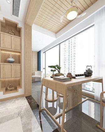豪华型140平米三室两厅中式风格阳台欣赏图