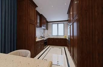 20万以上140平米别墅中式风格厨房图片