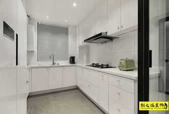 10-15万120平米三室两厅北欧风格厨房图