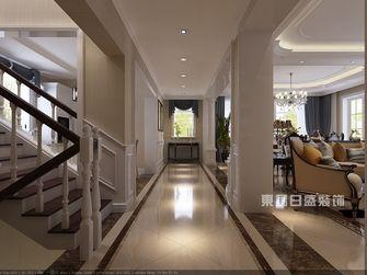 豪华型140平米别墅美式风格走廊装修效果图