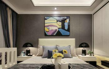 10-15万100平米三室一厅混搭风格卧室装修图片大全