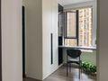 富裕型140平米四室两厅现代简约风格书房装修图片大全