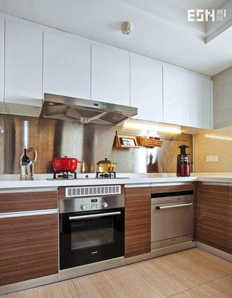 经济型140平米三室两厅美式风格厨房装修案例