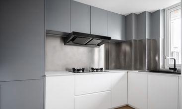 5-10万130平米三室两厅工业风风格厨房图