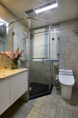 经济型90平米三中式风格卫生间图片