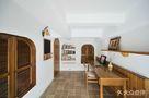 20万以上140平米别墅田园风格书房装修效果图