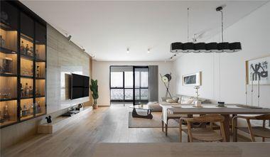 90平米三室两厅日式风格餐厅装修图片大全
