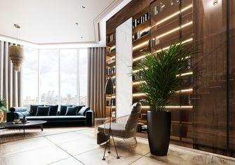 20万以上140平米别墅日式风格客厅设计图