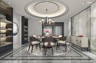 15-20万140平米别墅中式风格餐厅欣赏图